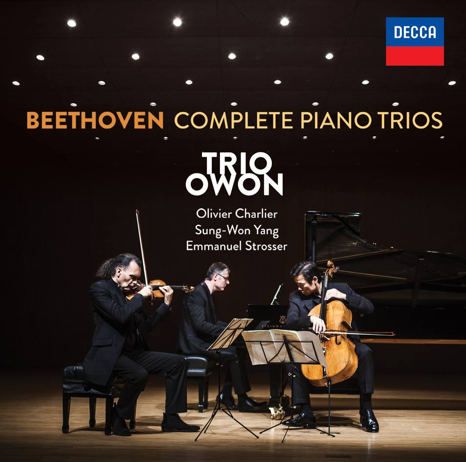 Beethoven Complete piano trios
